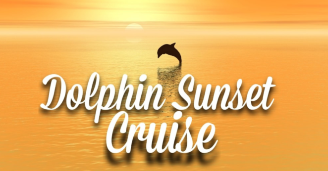 Dolphin Sunset Cruise in Clearwater Beach