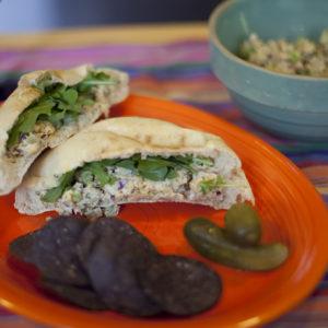 Tuna-less Tuna Salad*