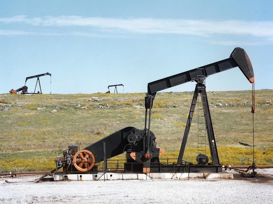 Drilling for Oil or Drilling for Data? Both.
