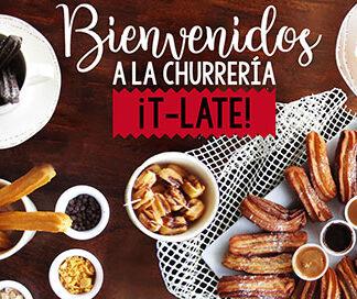 Churreria T-Late