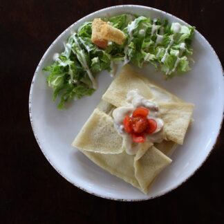 Crepes Saladas