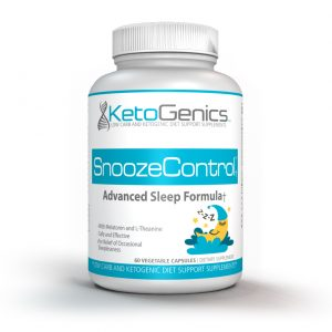 ketogenic diet sleep aid