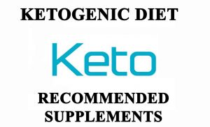ketogenic diet recommended supplements