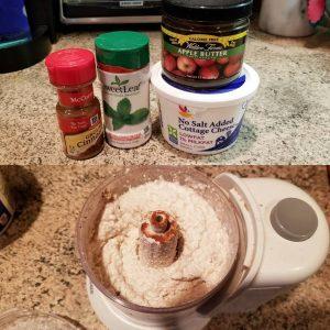 Cottage Cheese Protein Sludge