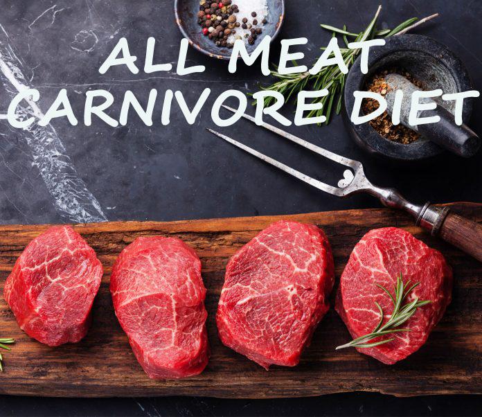 The Carnivore Diet: Zero Carb Ketogenic Diet