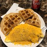 doughtein waffles
