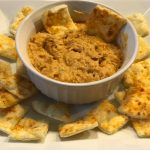 doughtein buffalo dip recipe