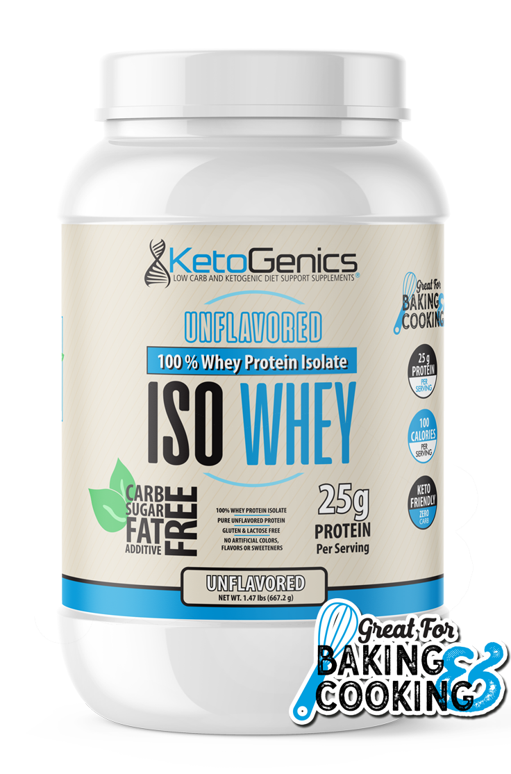 Iso-Whey Low Carb Whey Protein – Cold Microfiltration and Ultrafiltration Whey Protein Isolate