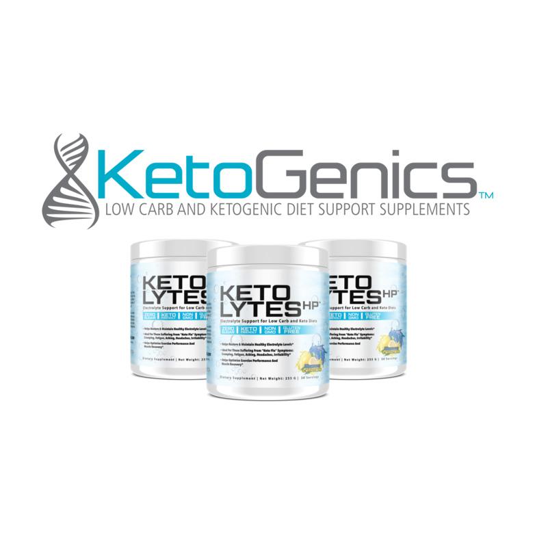 Keto Electrolytes – Keto Lytes HP – #1 Selling Ketogenic Product