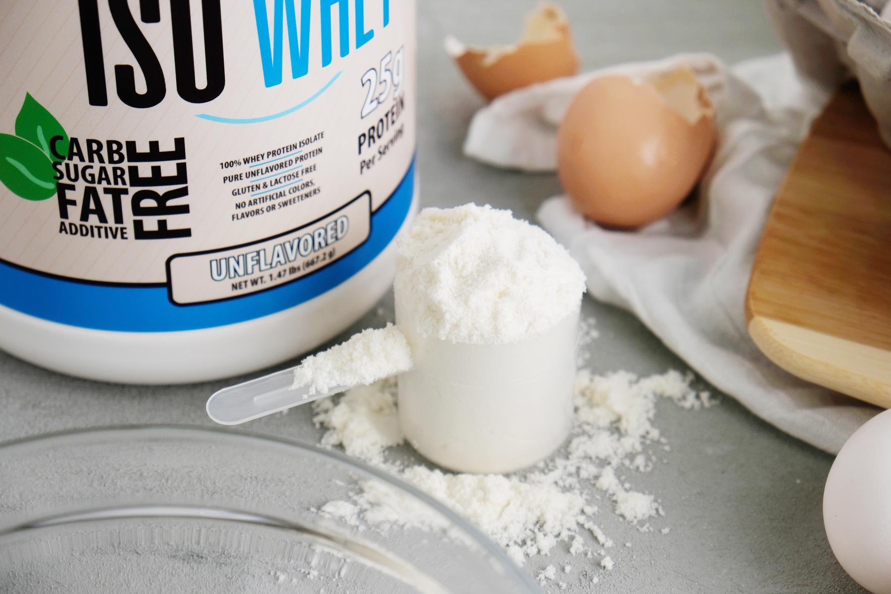 Doughtein Recipe – Low Carb Protein Based Multi Purpose Dough Recipe