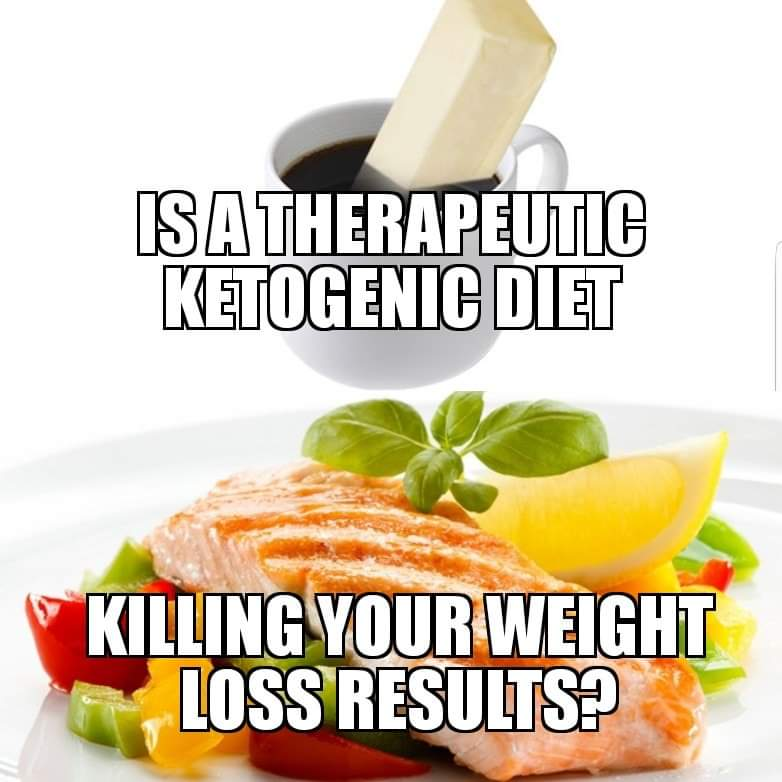 Ketogenic diet weight loss stall