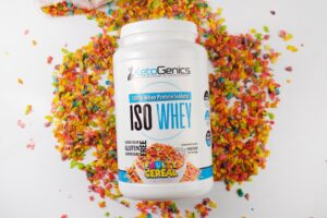 Fruity Pebbles Protein Powder
