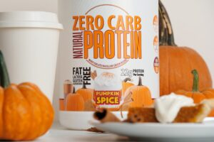 Zero Carb Pumpkin Spice Protein Powder