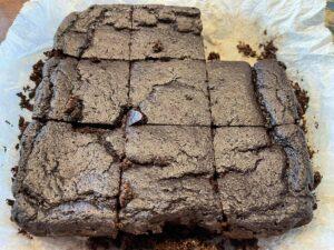 Boos Ridiculous Brownies