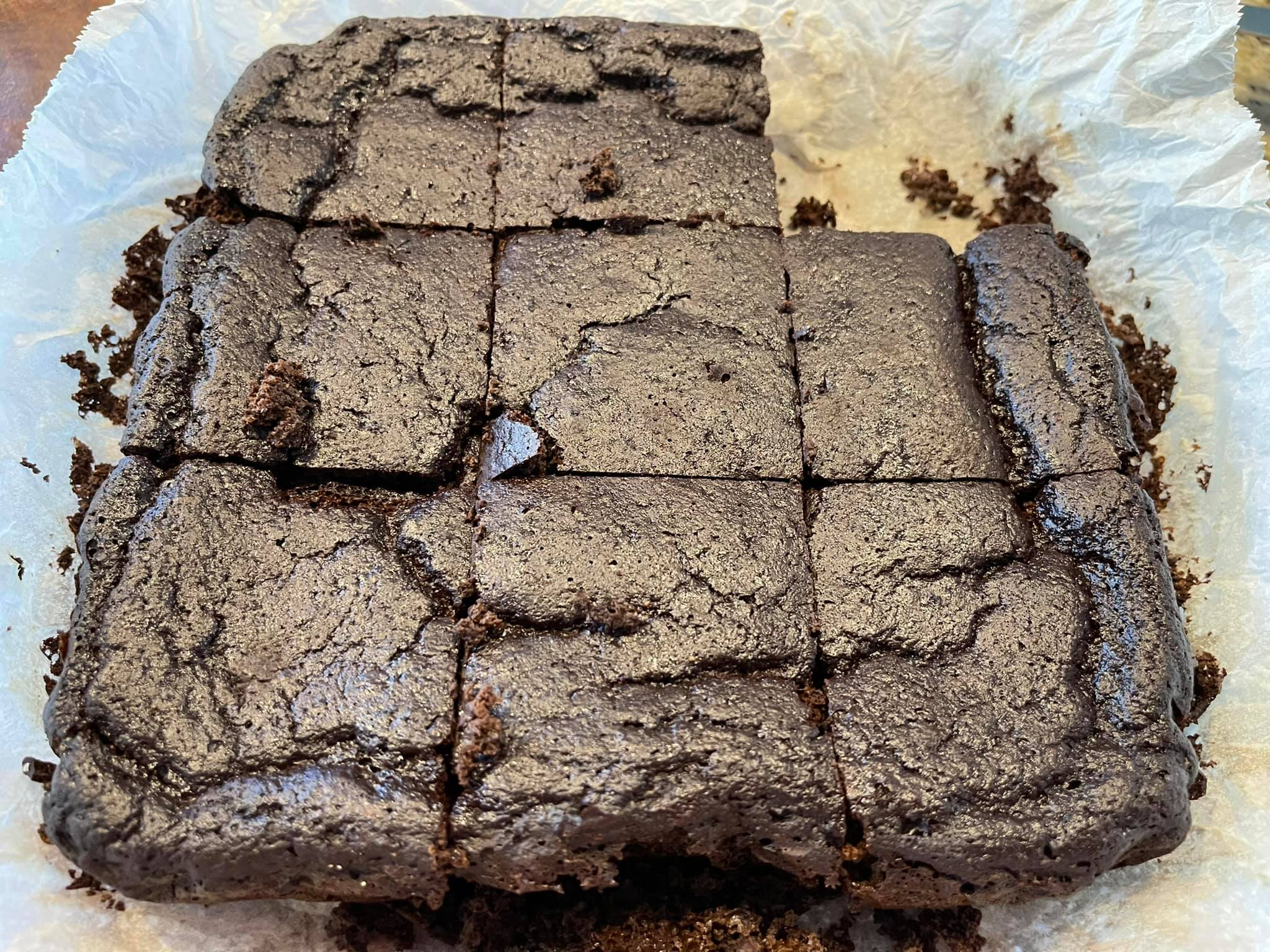 Boo's Ridiculous Brownies Recipe – Low Carb Brownies
