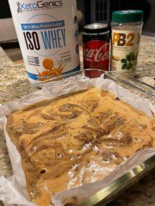 Boo's Ridiculous Brownies Recipe