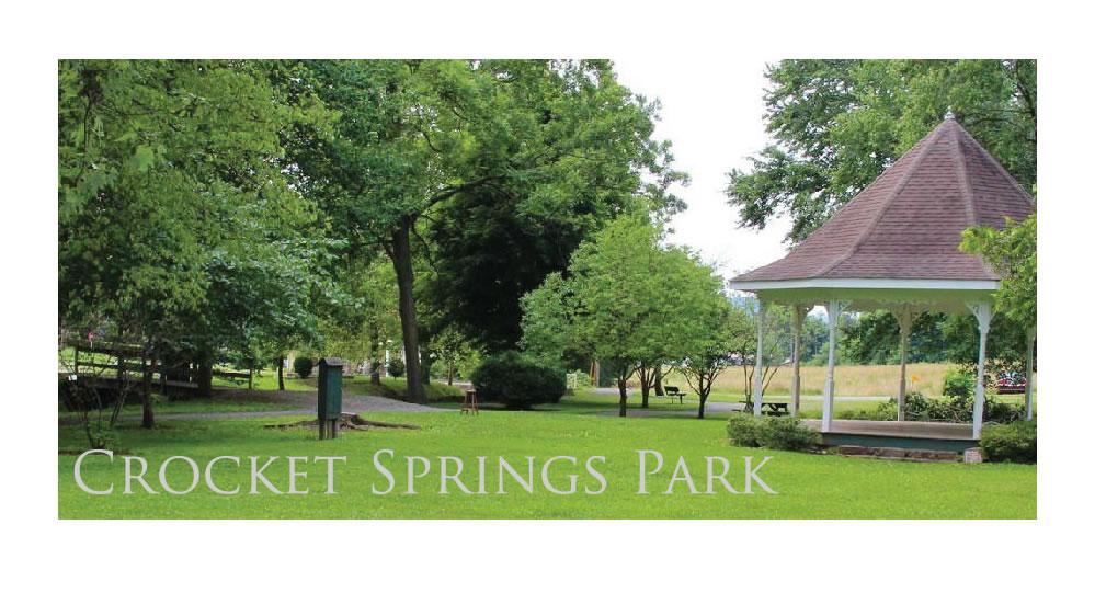 Crocket Springs Park Rogersville TN Main Street