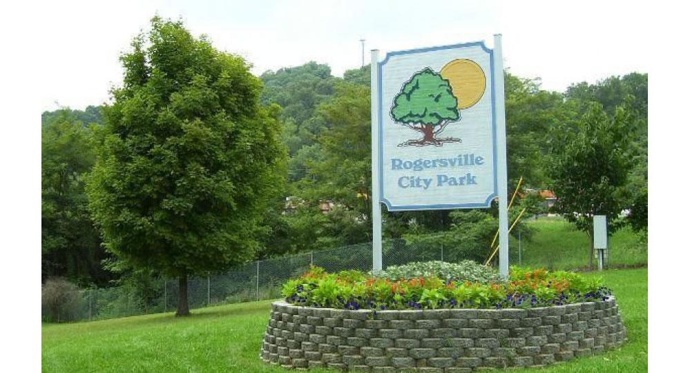 Rogersville City Park Tennessee