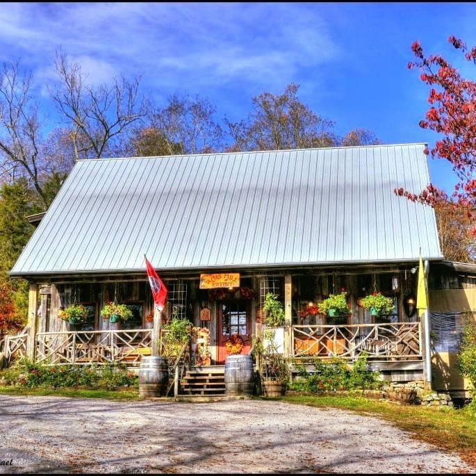Amis Mill Eatery / Thomas Amis House