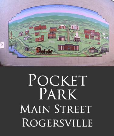 Pocket Park Rogersville TN