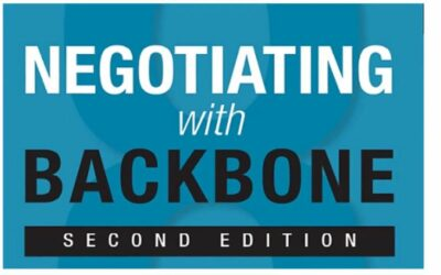 """Thought Leaders: """"Negotiating with Backbone"""" By Reed Holden"""
