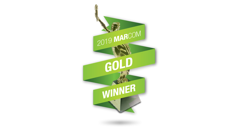 Concord Sales Leadership Wins Gold Award in Major International Competition