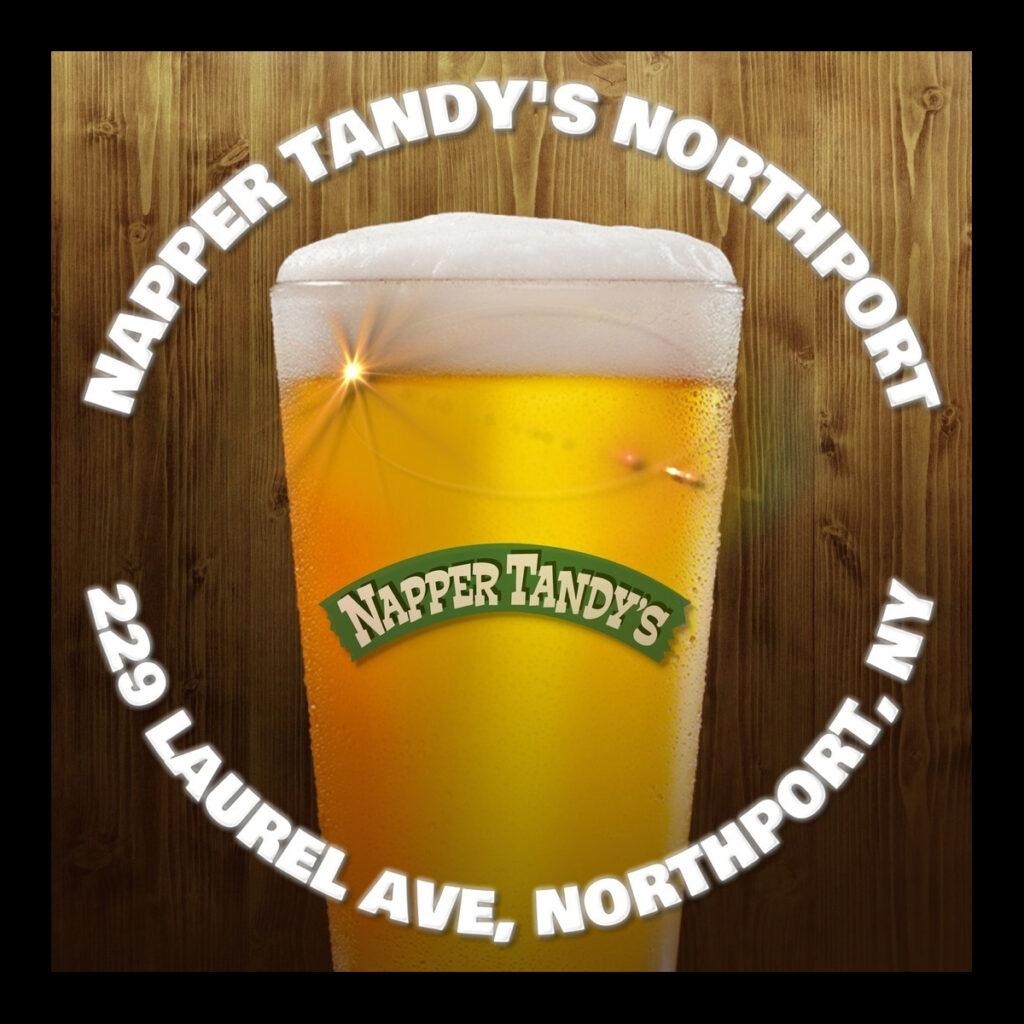 Beer Glass for Irish Pub Northport NY