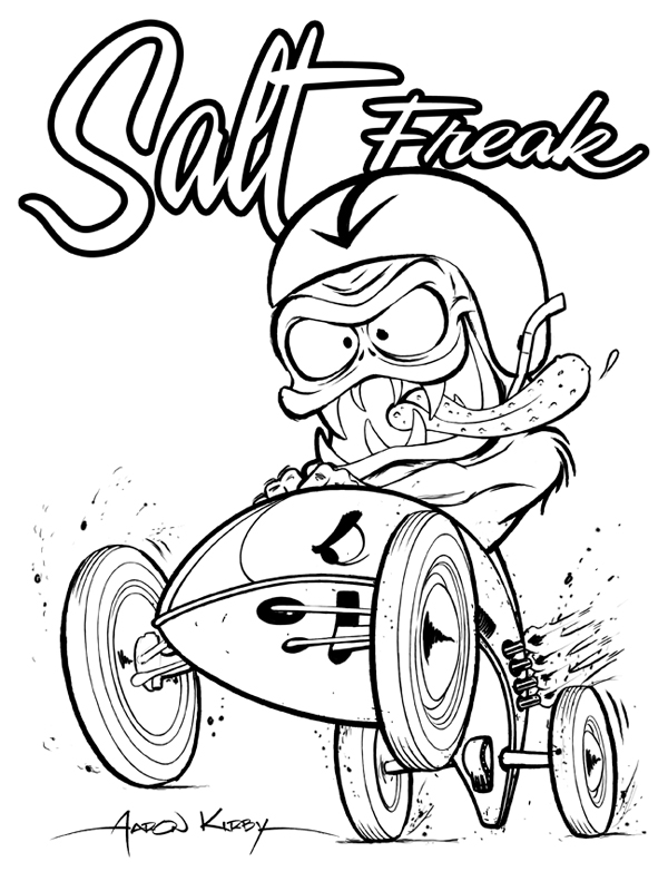 Salt Freak