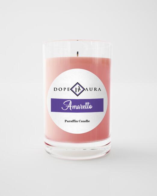 Candle-Amaretto