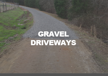 Gravel Driveways Services by Cotter Dragline Services Mount Pleasant Michigan Mid Michigan - Gravel Delivery