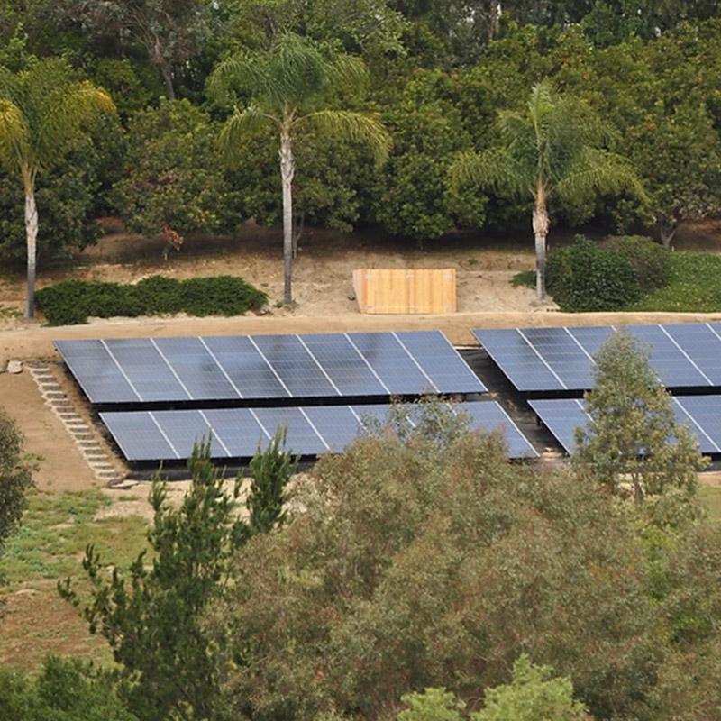 Commercial Solar Farm