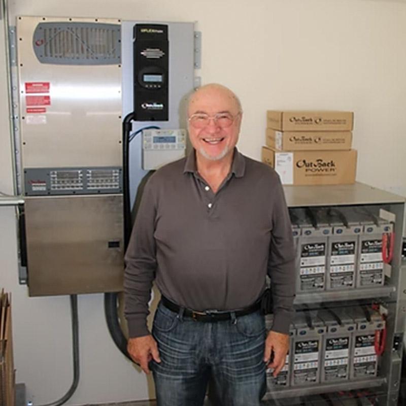 Residential Battery & Solar