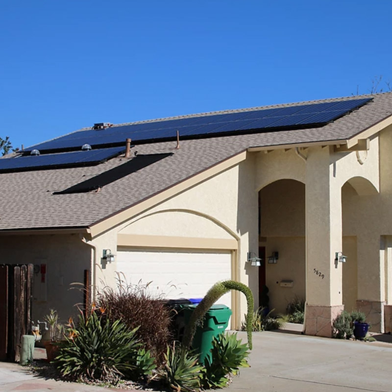 Residential Battery & Solar