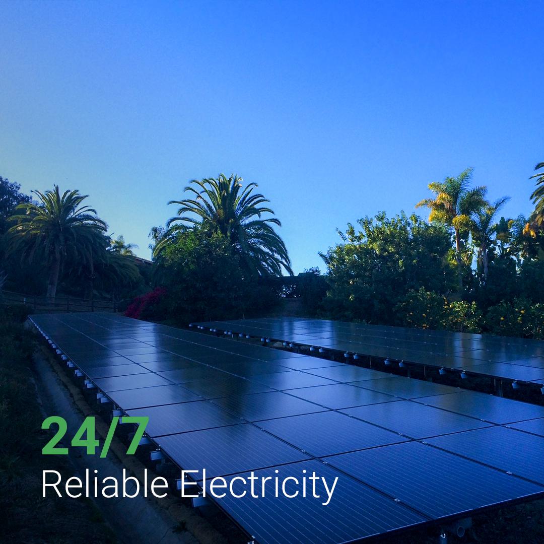 Net Zero Electric Bill With Battery Storage