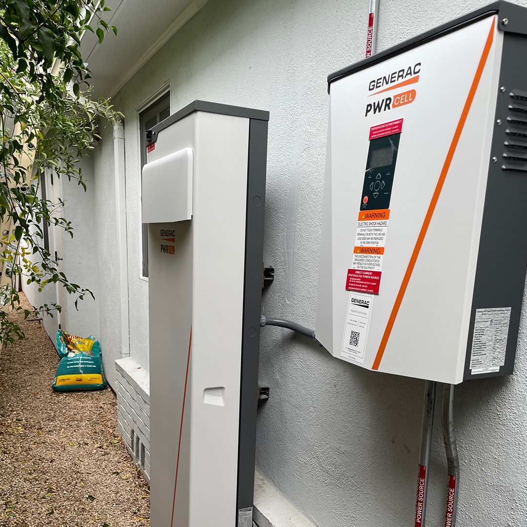 La Jolla, CA 9kW Battery Storage System