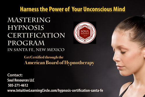 Create a New Vision for Intuition Training - Hypnotherapy