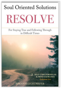 RESOLVE - Self-care for Grief