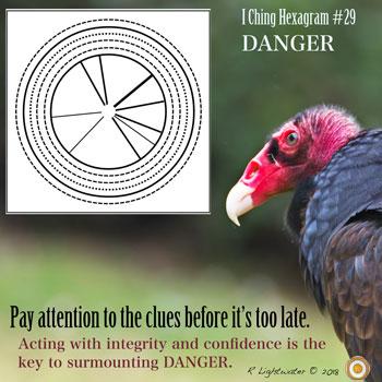 Learning from Danger