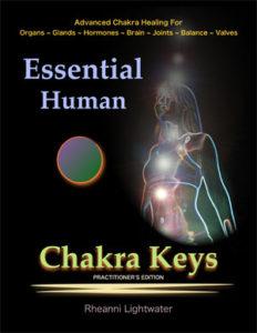 Essential Human Chakra Keys