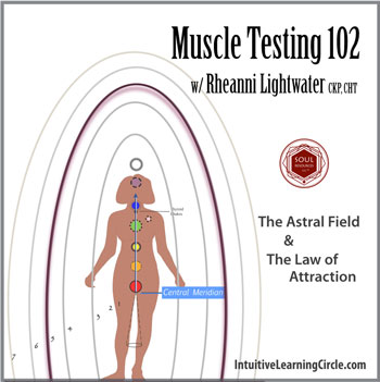Muscle Testing 102 - The Astral Field