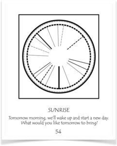 Magic Circles - Sunrise