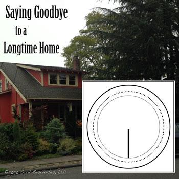 Saying Goodbye to a Longtime Home