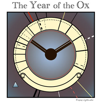 Todays Intuitive Reading - The Year of the OX