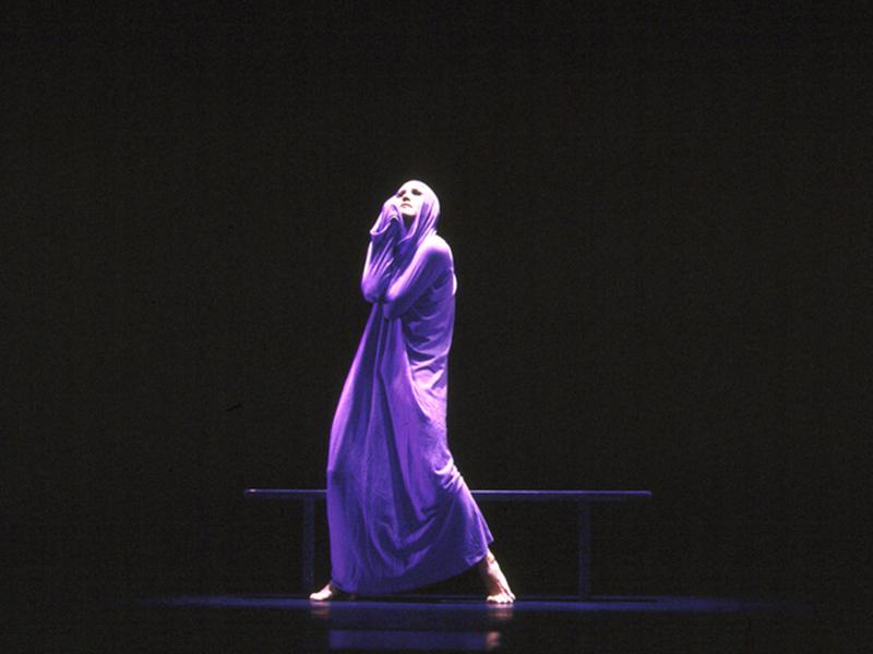 Martha Graham Dance Company, Lamentation with Joyce Herring