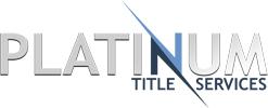 Platinum Title Logo