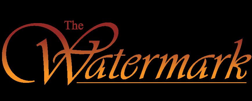 The Watermark Logo