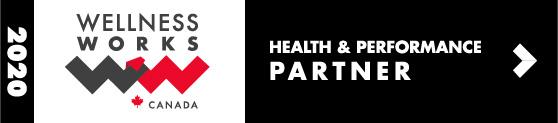 Wellness works partner badge
