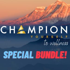 Champion Wellness Bundle