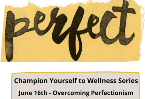 Overcoming Perfection