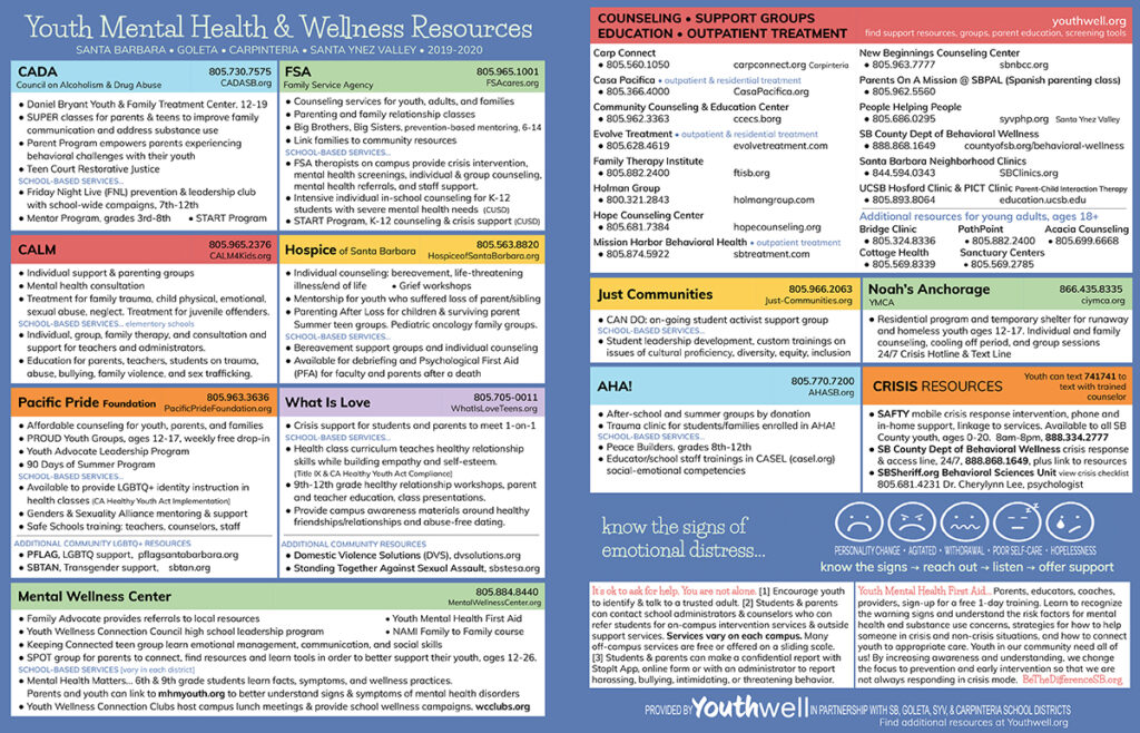 2019_YouthWell_Resource Flyer_11x17_English
